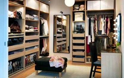 5 Existence-saving Easy Methods To Organize A Closet