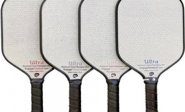 Know About The Pickleball Paddles