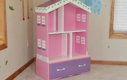 Things to keep in mind while picking the dollhouse for your child
